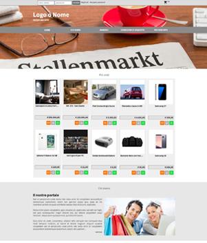 sito web modello n. 10044 per sito web per annunci
