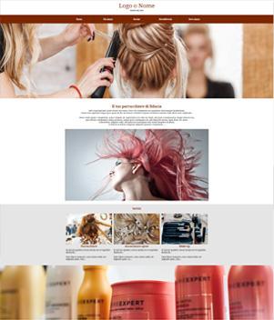 sito web modello n. 10100 per sito web per presentazione