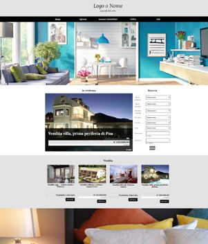 sito web modello n. 10006 per sito web per agenzia immobiliare