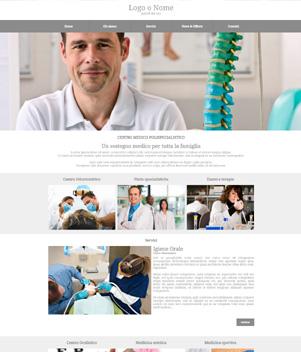 sito web modello n. 10008 per sito web per presentazione