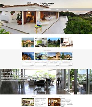 sito web modello n. 10013 per sito web per agenzia immobiliare