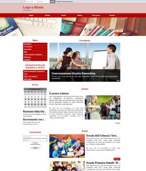 sito web modello n. 10020 per sito web per ente pubblico