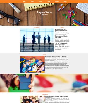 sito web modello n. 10021 per sito web per ente pubblico