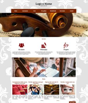 sito web modello n. 10027 per sito web per presentazione
