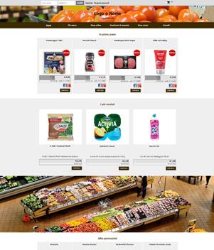 sito web modello n. 10030 per sito web per e-commerce
