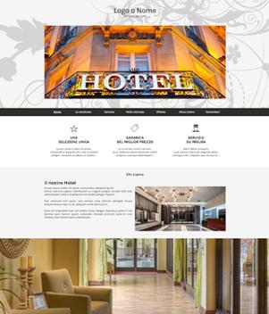 sito web modello n. 10041 per sito web per struttura turistica