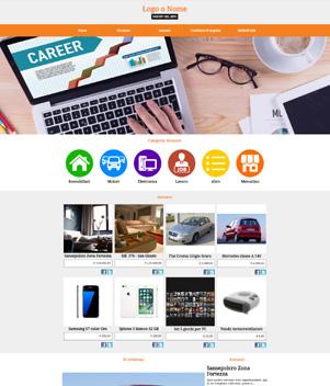 sito web modello n. 10043 per sito web per annunci
