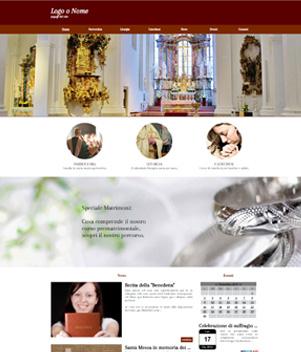 sito web modello n. 10045 per sito web per presentazione