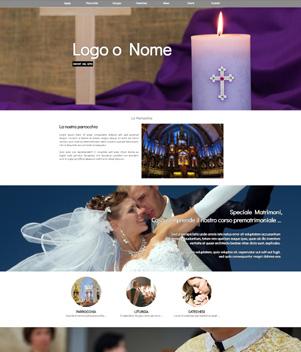 sito web modello n. 10046 per sito web per presentazione