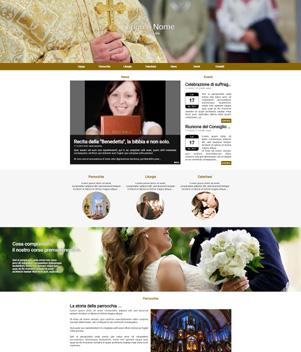 sito web modello n. 10047 per sito web per presentazione