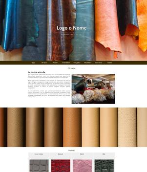 sito web modello n. 10058 per sito web per presentazione