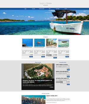 sito web modello n. 10060 per sito web per agenzia turistica