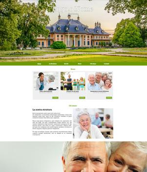sito web modello n. 10066 per sito web per presentazione