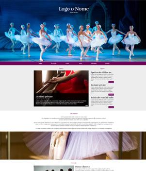 sito web modello n. 10067 per sito web per presentazione