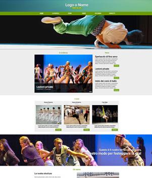 sito web modello n. 10072 per sito web per presentazione