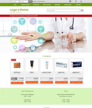 sito web modello n. 10078 per sito web per e-commerce