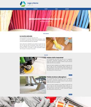 sito web modello n. 10080 per sito web per presentazione