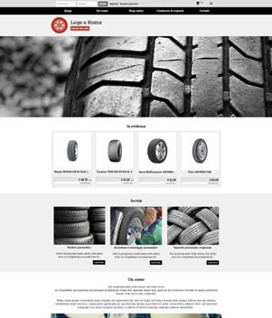 sito web modello n. 10083 per sito web per e-commerce