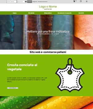 sito web modello n. 10112 per sito web per e-commerce