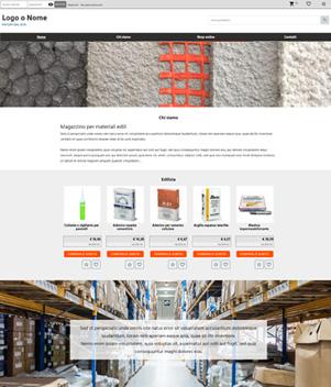 sito web modello n. 10116 per sito web per e-commerce